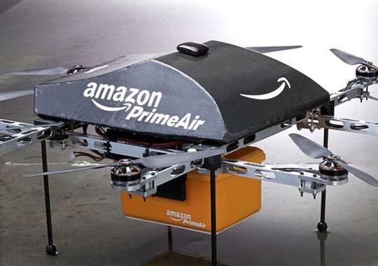 amazon's secret drone test site
