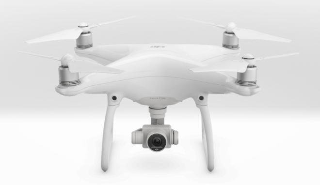 dji phantom 4 - consumer drone industry