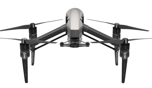 DJI Inspire 2 official