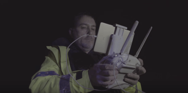 drone use by first responders - saving lives with drone technology
