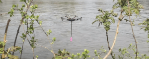 drones for water sampling