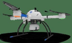 GE industrial drones
