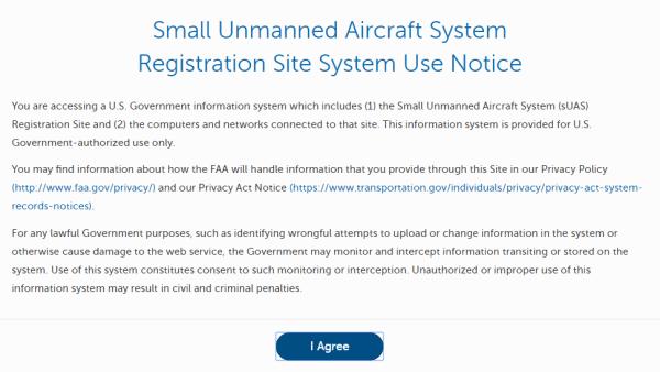 How To Register Your Quadcopter