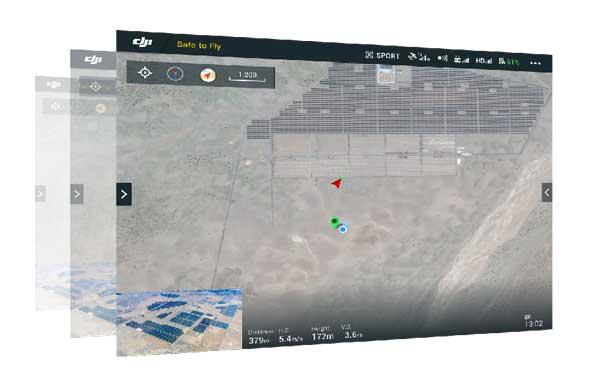 DJI MATRICE 200 SERIES - Emergency Vehicle Solutions LLC