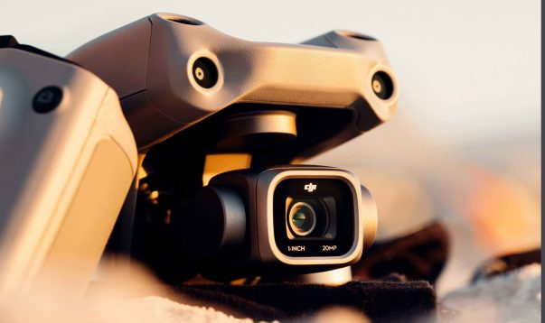 The focus is on the camera: DJI's Air 2S is here