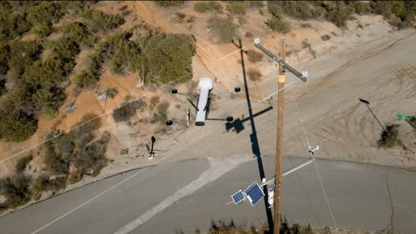Drones and utility infrastructure inspections