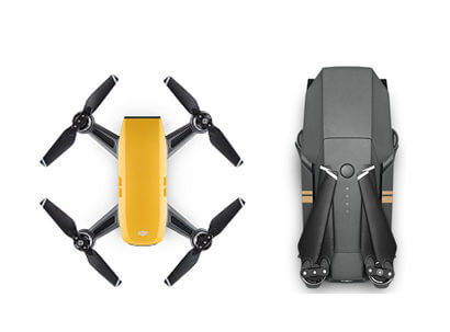Thinking Of Buying A DJI Mavic Pro? Why a Spark Might Be A Better Option