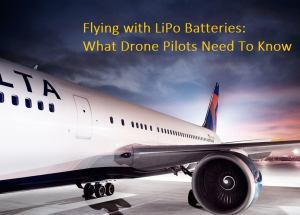 What You Need To Know When Taking Your Drone On Airplanes