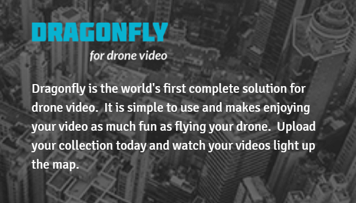 LAUNCH: Free Dragonfly App Promises Effortless Sharing of Your Drone Video