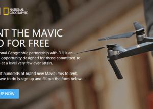 Try Before You Buy: DJI To Offer FREE Mavic & Phantom Rentals
