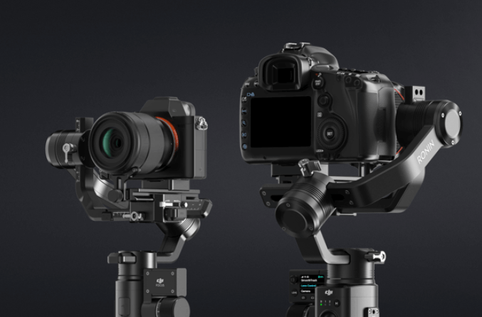 DJI Ronin-S Firmware Update Adds Focus Control for Sony Alpha A7 M3