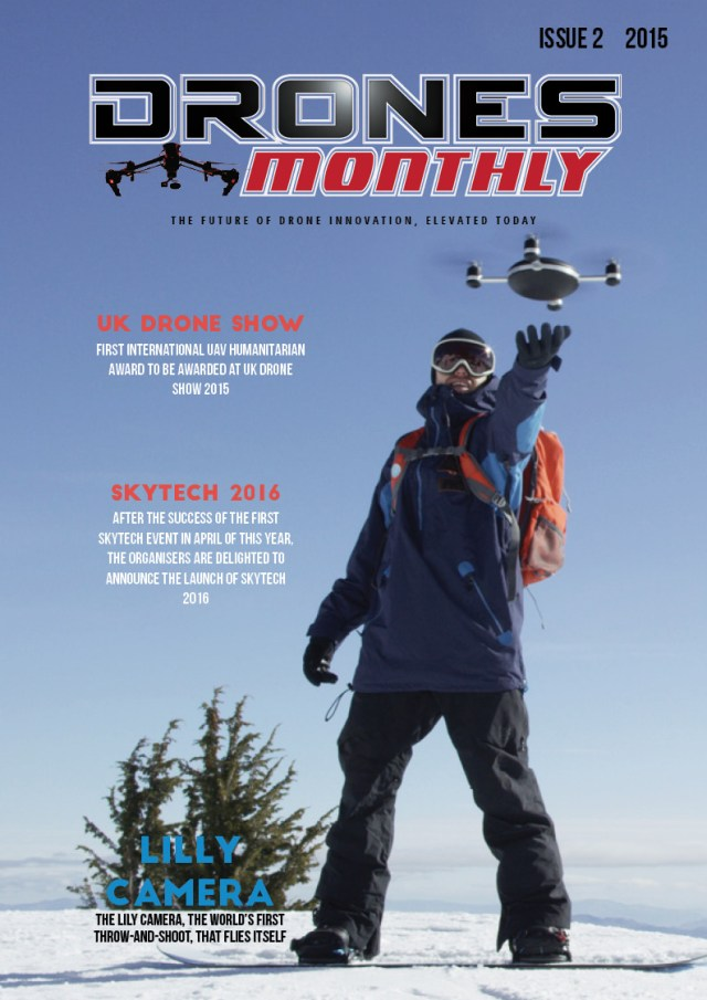 DronesMonthly ssue2