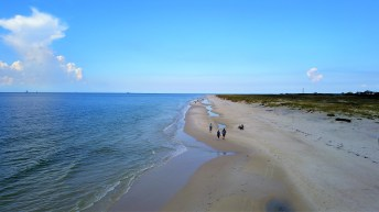 Fort Morgan Public Beach