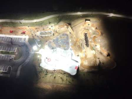 Skate Park, Fort Smith - Nathan Corley