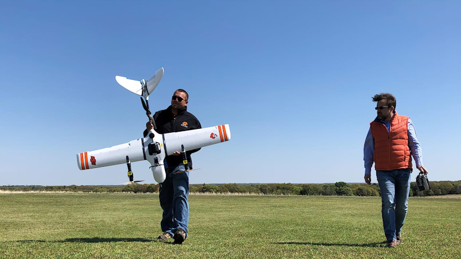 Vigilant Aerospace uses detect-and-avoid system for pandemic response drone test flight