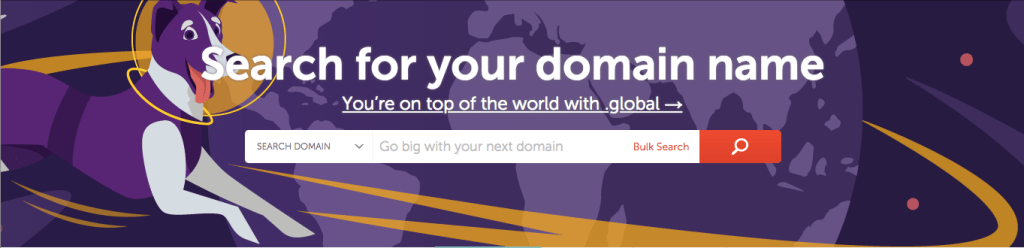 Namecheap - domain name