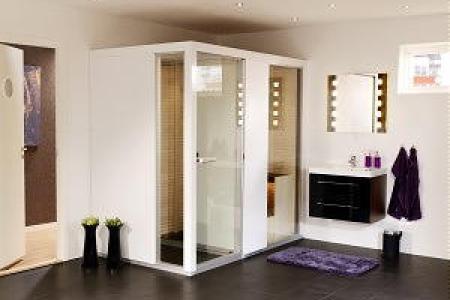 Stunning Sauna Inbouwen Badkamer Gallery - Serviredprofesional.com ...