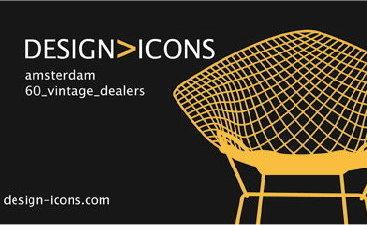 Vintage design meubelbeurs Design Icons 2020 (Foto Design Icons   op DroomHome.nl)