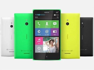 Nokia XL 4G