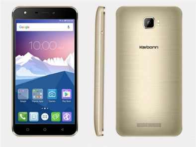 Karbonn K9 Viraat 4G Price in India, Specifications, Comparison ...