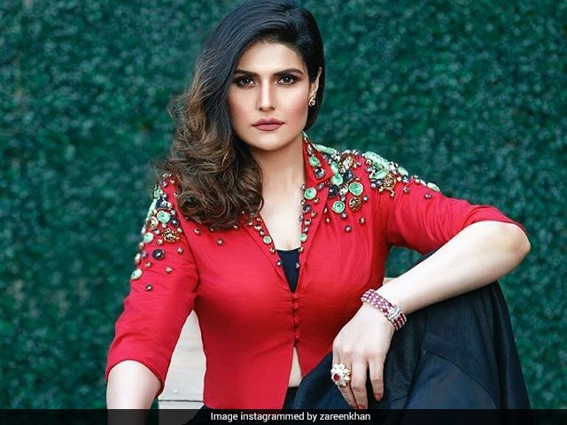 Zareen Khan Shares Shocking MeToo Experiences In Bollywood