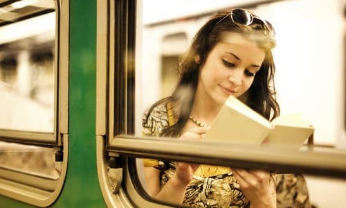 Image result for read while travel