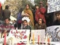 Video: Seeking justice for 'Amanat', anti-rape protests continue in Delhi