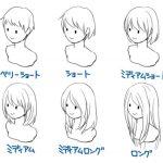 髪の毛の長さの名前?『髪型はオーダーメイド』
