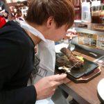 岡山についにできた『いきなりステーキ』に行ってみた!!