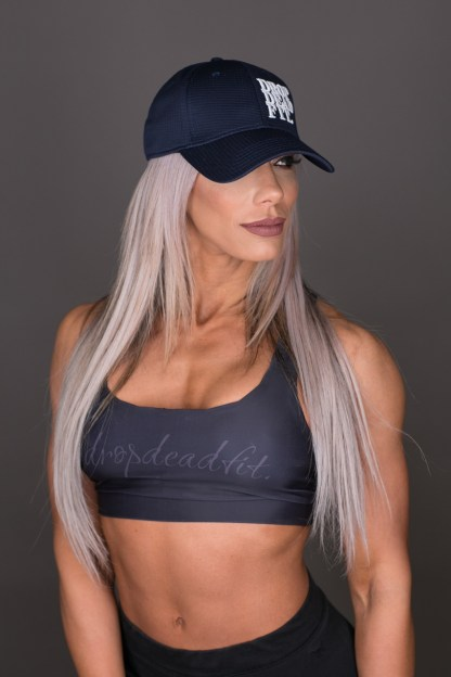 Blue Flex Hat