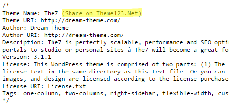 wiselimber theme style theme123