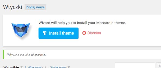 monstroid wizard step 3