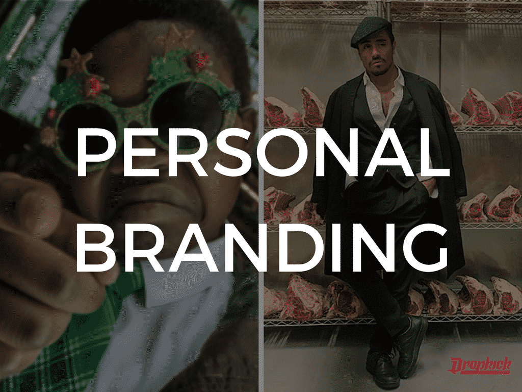 Use personal branding to gain competitive advantage