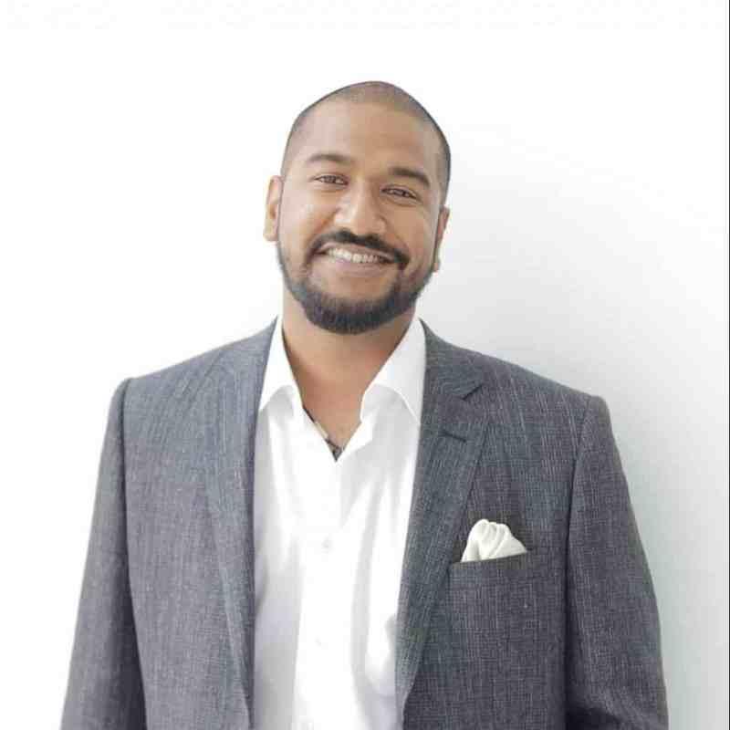 Irshad Azeez Co-Founder Dropkick Copy