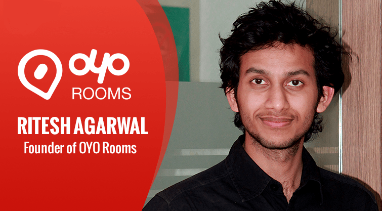 Ritesh Agarwal Oyo Rooms Founder