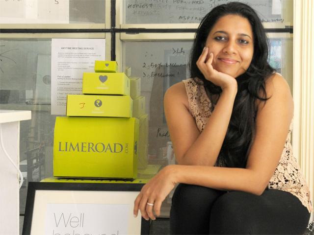 Suchi mukherjee limeroad founder