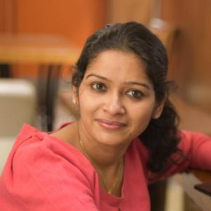 Prachi Garg Author
