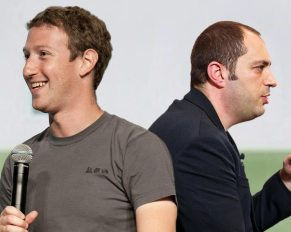 Mark Zuckerberg CEO Jan Koum