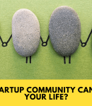 Startup communities on facebook