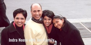 Family of Indra Nooyi