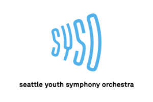 SYSO Seattle Youth Symphony logo