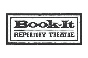 Book-It Repertory Theatre logo