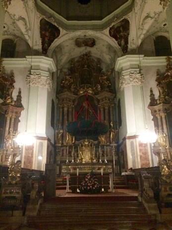 St Peter's Abbey