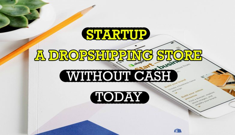 Startup Dropshipping without cash image