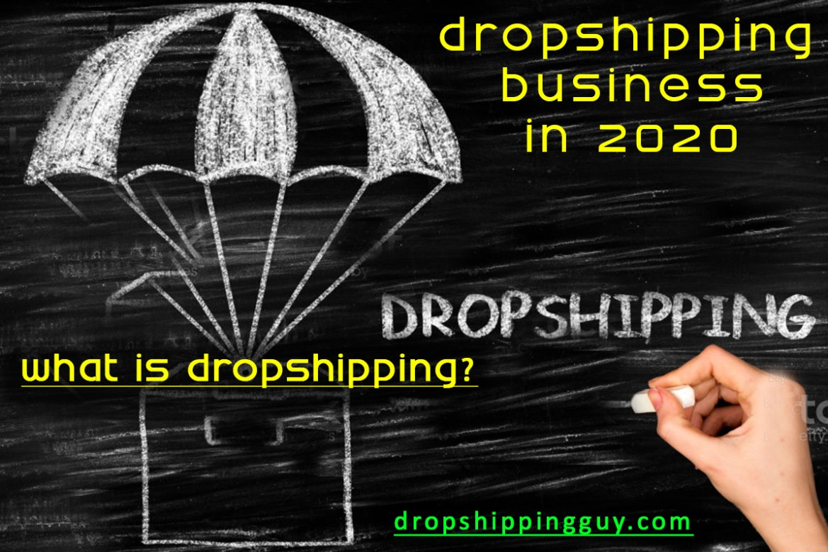 Dropshipping Business, What is Dropshipping? Dropshipping in 2020