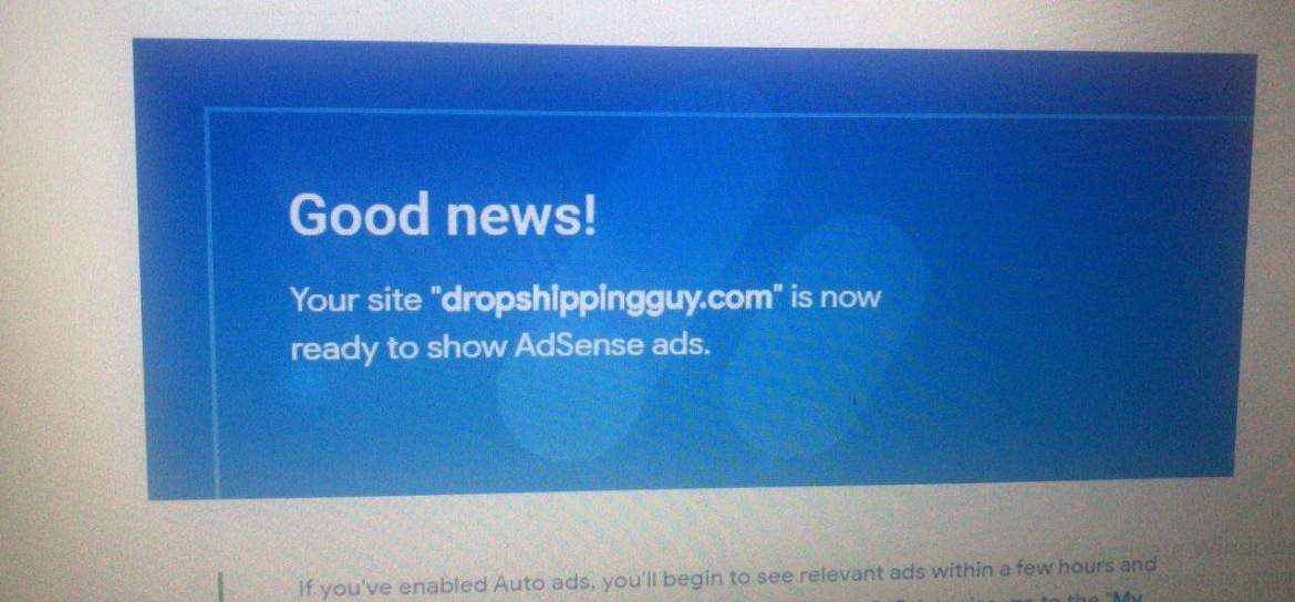 6 Reasons Why Google is not Accepting your Site for Adsense