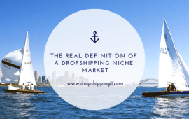 The Real Definition of A Dropshipping Niche Market
