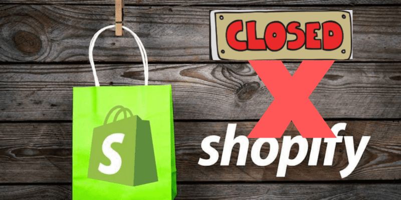 Why 95% Shopify Stores Close Without Sales