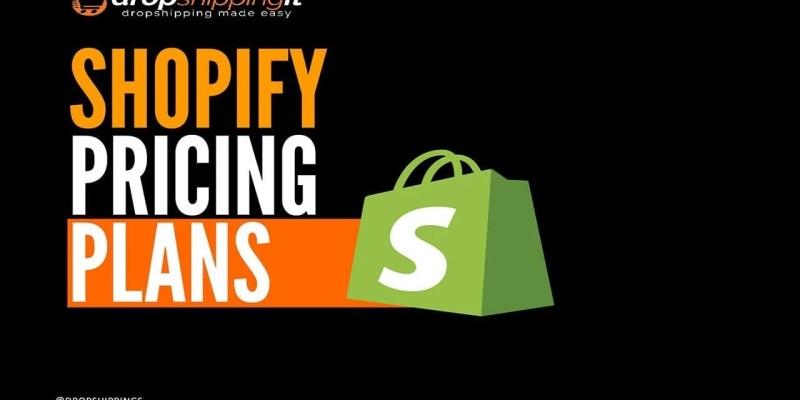 Shopify Pricing- Basic Shopify Vs Shopify Vs Advanced
