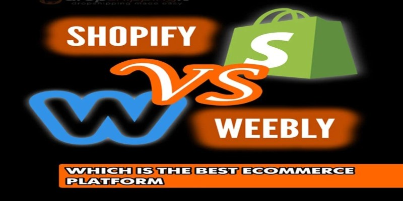 Shopify Vs Weebly: Which Is The Best ECommerce Platform